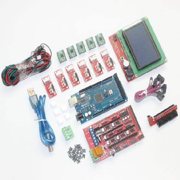 3d-drucker Kit RAMPS 1,4 Controller + für Arduino Mega 2560 R3 +...