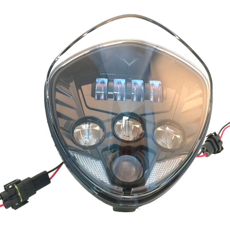 1 X Black Victory Genuine Accessories LED Headlight Kit - Victory Gross Country/Roads (11-Up) / Vision Tour (12-Up) мышь cougar 250m проводная оптическая игровая для pc черная