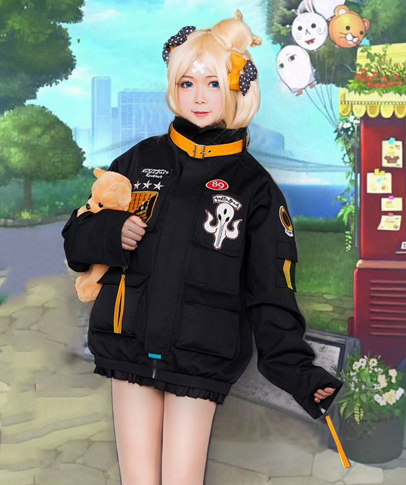 Fate Grand Order Cosplay FGO Abigail Williams Cosplay Costume Third Anniversary Outfit Dress Halloween Costume Custom Made
