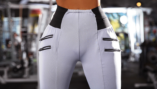 Maryigean Slim Fit High Waist Push Up Leggings Women Fashion Pacthwork Workout Fitness Legging Bodybuilding Sexy Female Pants 27
