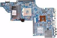Для hp Pavilion DV7 DV7 6000 материнская плата для ноутбука 655489 001 DDR3 HM65 DSC 67702G Бесплатная доставка 100% тест нормально