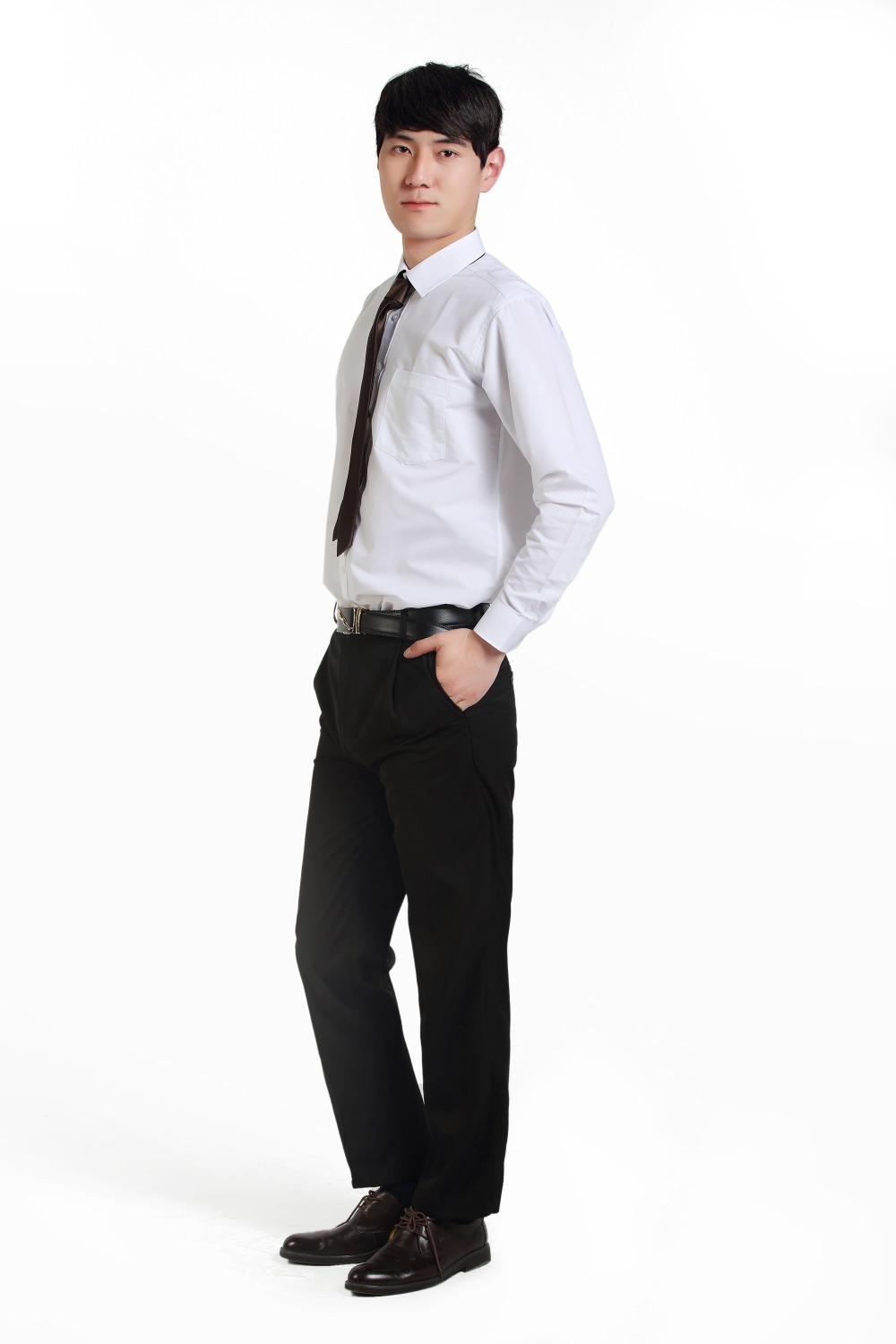 2015 OEM office suit business suit design for men white shirt and ...