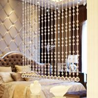 Вышитая бисером занавеска струнная дверная оконная панель с блестками хрустальный шар кисточка струнная линия дверная оконная занавеска р