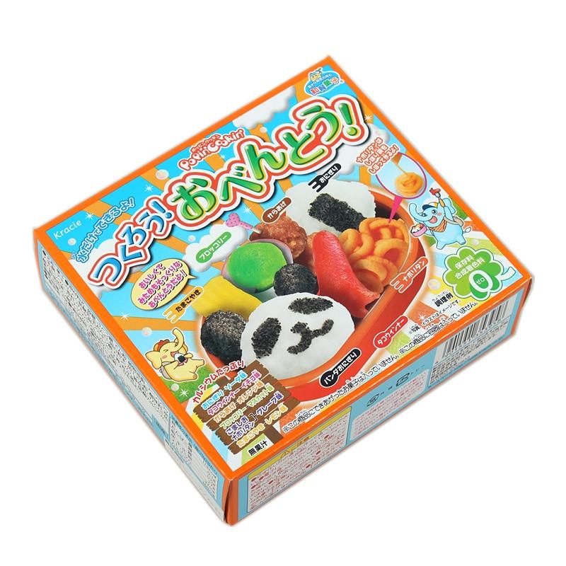 Japanese Candy Popin Cookin Happy Panda Panda Rice.Kracie ...