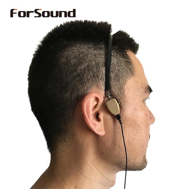 3Pin Bone Conductor Hearing Aid Good as BAHA Siemens Pocket Hearing Aid Body Worn Hearing Aid BW