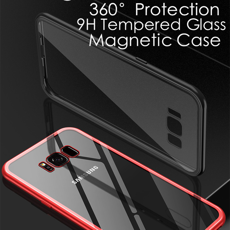 magnetic snap samsung case s8 s8 s9 s9