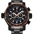 Uhren Männer Luxus Marke PAGANI DESIGN Sport Uhr Dive Military Uhren Große Zifferblatt Multifunktions Quarz Armbanduhr reloj hombre