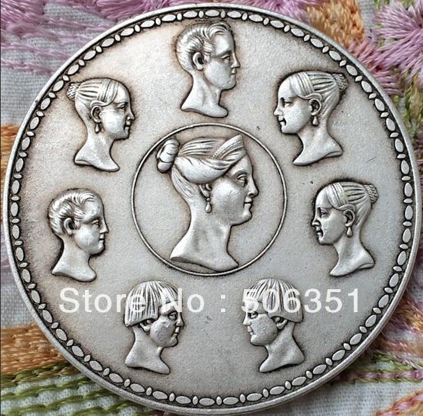 χονδρική 1836 ρωσία 1 αντίτυπο ρούβλια - Διακόσμηση σπιτιού - Φωτογραφία 2