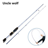 New Ul Spinning Rod 1 8m 2 6g Lure Weight Ultralight Spinning Rod Ultra Light Spinning