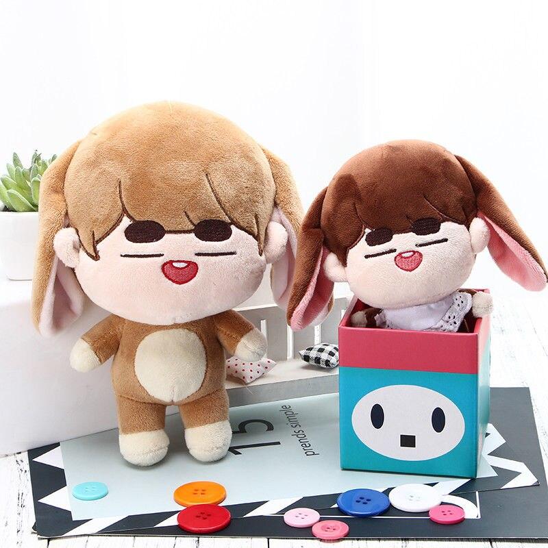 PCMOS KPOP Shinee muñecos de peluche uno Jonghyun] Clave Min Ho juguetes Taemin Animal muñeca de juguete para los niños de las mujeres regalo - 5