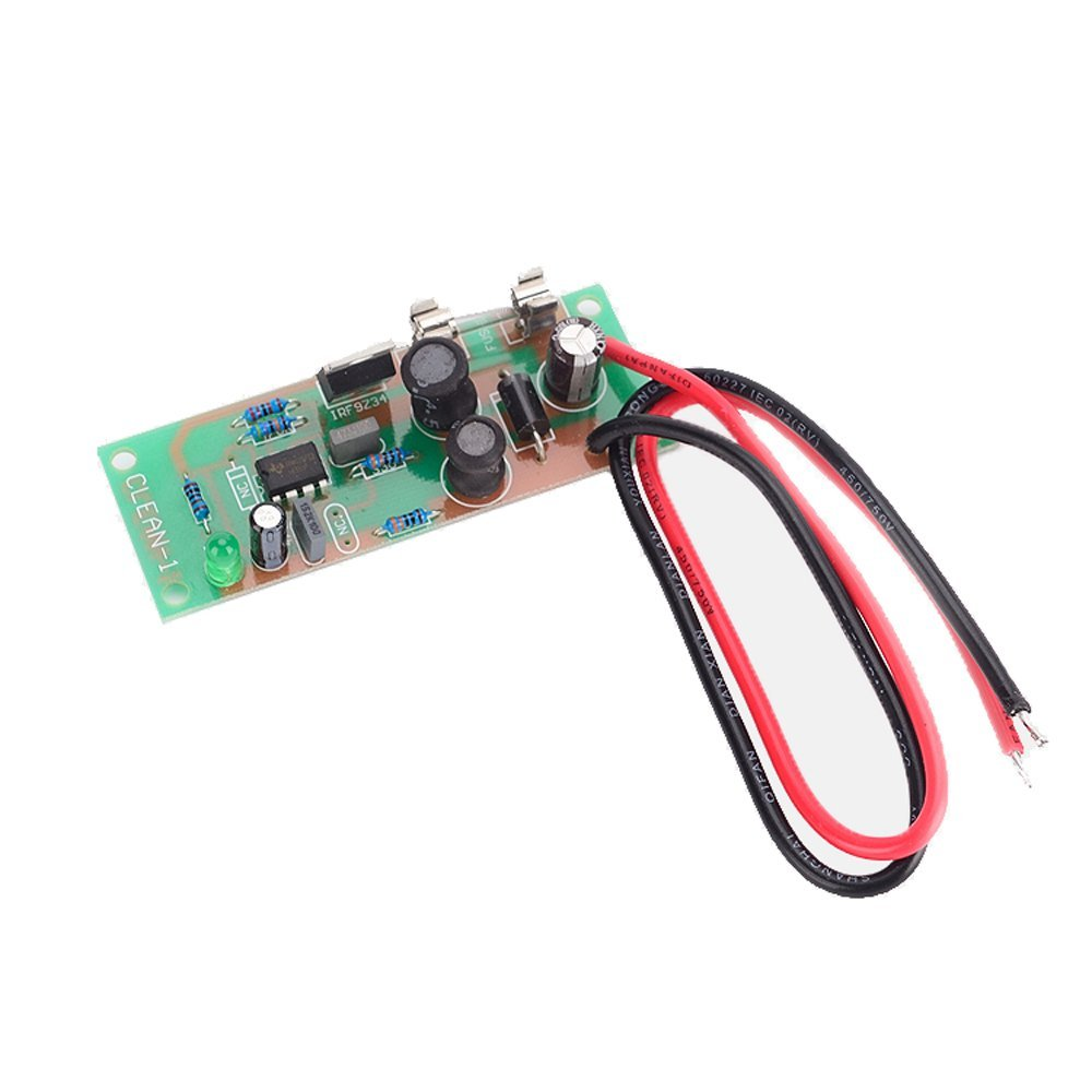 Free Shipping 5pcs lot 12 Volts Lead Acid Battery Desulfator Desulfater Kit DIY Electronic Project