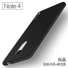 Aixuan smooth / matte high quality Original Case cover For xiaomi redmi Note 4  (5.5″)