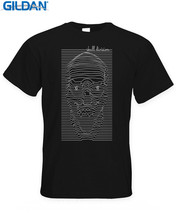 100% Cotton Straight Sleeve  Short Printed O-Neck Skull Division Joy Factory Records Premium Tee For Men