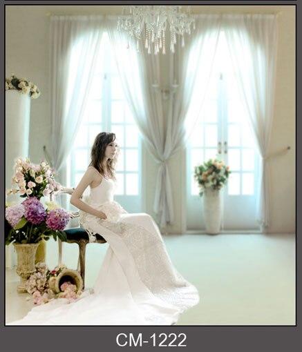 Wedding picture indoor photography background drop-light wedding photography backdrops for photo studio fotografia props CM-1222