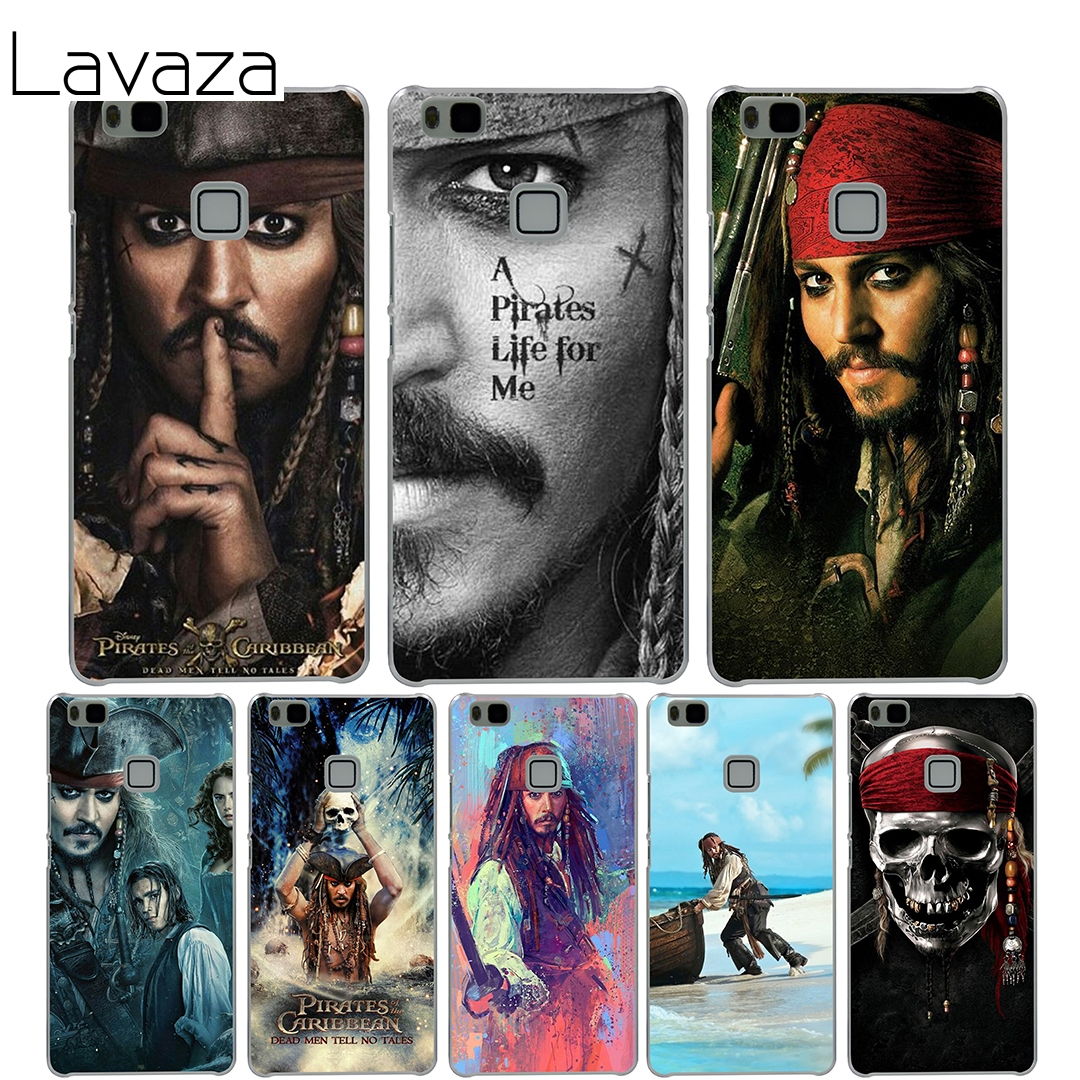Lavaza Pirates Of The Caribbean Case for Huawei Mate 10 9 P20 P10 P9 P8 Lite Plus Pro Mini 2017 P smart cover