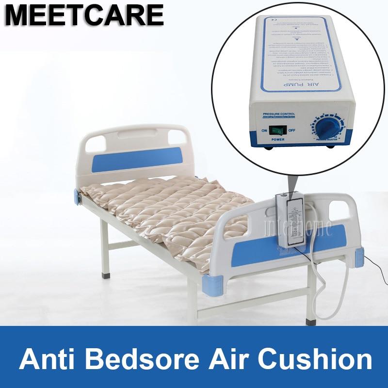 CE Medical Hospital Sickbed Alternating Pressure Air Mattress with Pump Prevent Bedsores and Decubitus Pneumatic Massage