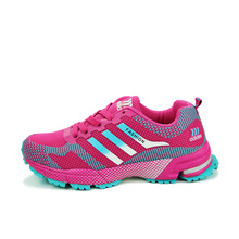 Outdoor  walking shoes  women casual shoes  spring autumn breathable shoes mesh young student sh020024