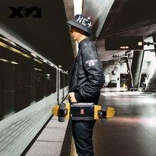 MACKAR Pro 25x21 cm Skateboard Carrying Bandjes Zakken 22x16 cm Kleine Cruiser Boord Packs Mannen Rubber Coating Materiaal Handtassen