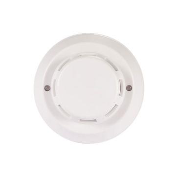 AC 220V Home Security Alarm System Wireless Smoke Detector