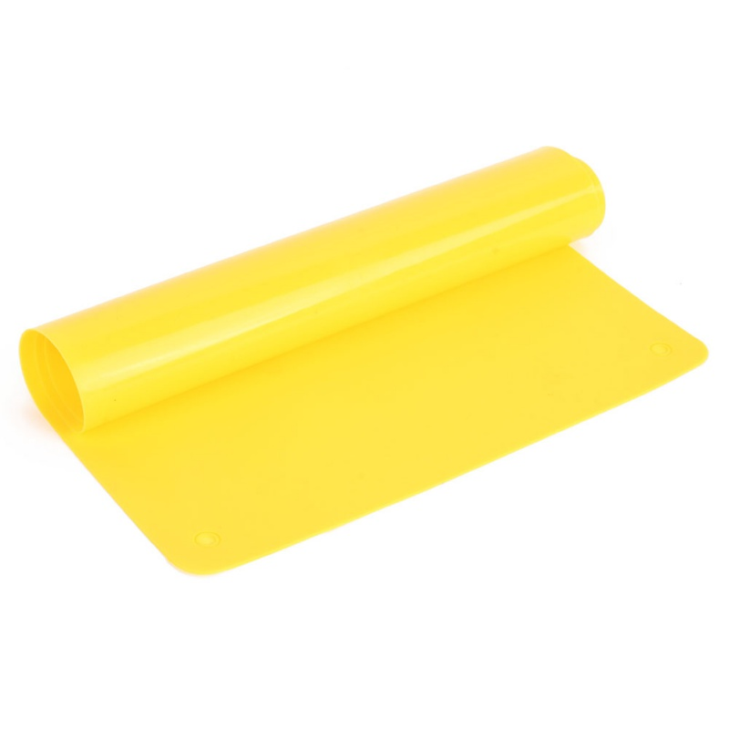 Купить с кэшбэком 6 Colors Silicone Baking Mat Non Stick Pan Liner Placemat Table Protector Pad