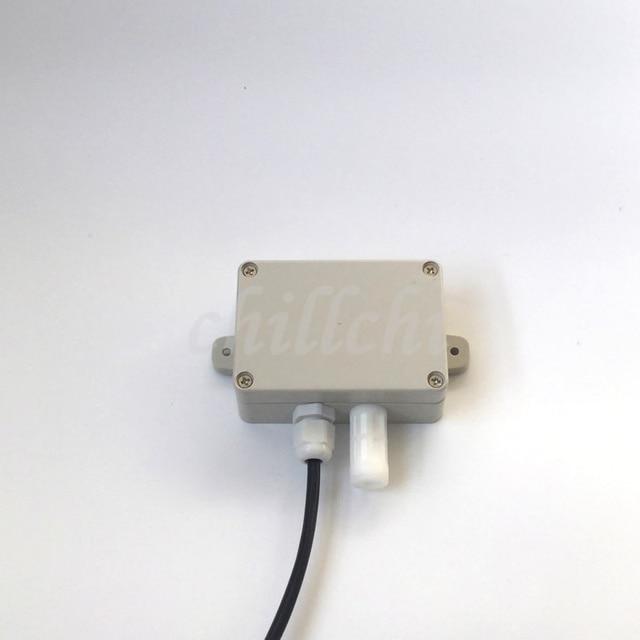 טמפרטורה, לחות, לחץ אטמוספרי, חיישן לחץ, עמיד למים, DS18B20, RS485, Modbus 3 באחד