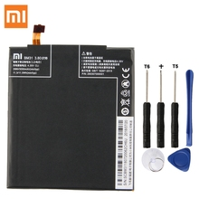 Original XIAOMI BM31 Replacement Battery For Xiaomi Mi 3 M3 Mi3 Authentic