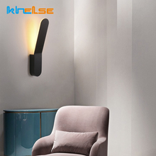 5W Aluminum LED Wall Lamp Mirror Light Indoor Decor Bedside Wall Light Corridor Bathroom Lighting Porch Wall Sconce Lamp 90-260V modern led gold wall lamp indoor lighting wall sconce light fixtures corridor bathroom aluminum wall lights outdoor bedside lamp