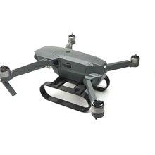 Değiştirin iniş takımı yükseltmek Genişletilmiş bacak Kamera gimbal koruma Braketi DJI Mavic Pro Drone Aksesuarları için