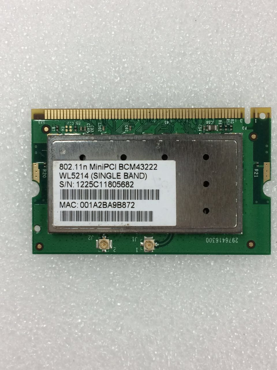 Gateway NV51M Broadcom WLAN Driver Windows XP