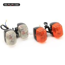 Turn Signal Light Indicator Lamp For HONDA XR 230 250 400 Motard 2005 2006 2007 2008 2009 2010 Motorcycle Accessories 12V 10W