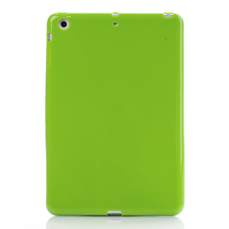 ocube Colorful Candy TPU Rubber Silicone Protect Skin Back Case Cover For Apple iPad Mini 1 2 3 7.9Tablet candy color soft jelly silicone rubber tpu case for ipad pro 9 7 tpu case skin shell protective back cover for ipad pro 9 7 inch