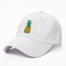Baseball Cap Pineapple