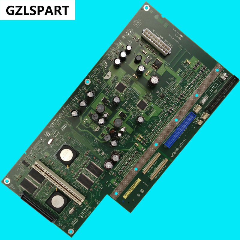 FORMATTER PCA ASSY Formatter Board logic Main Board MainBoard for HP Design Jet Z3100 Q6677-60008 Q6677-67014 Q6677-67007 44in