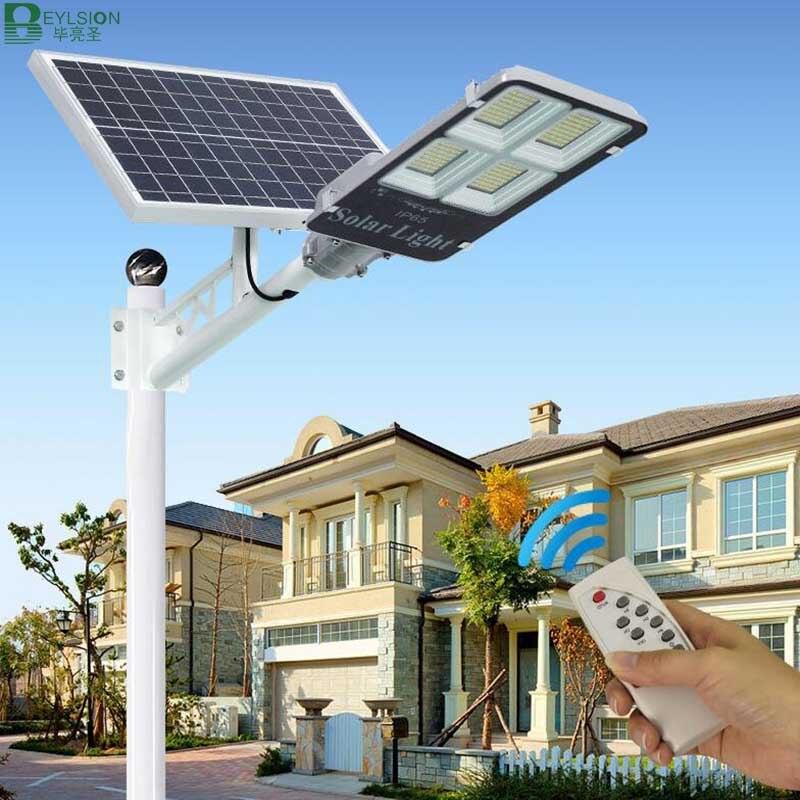 BEYLSION Waterproof Solar Street Light Solar Garden Light Lamp LED Street Light Solar LED Solar Light 300W 200W 100W 50W 30W 20W 1