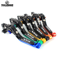 For HONDA VFR 1200 VFR1200F VFR 1200F VFR1200 F 2010 2016 Motorcycle Accessories Folding Extendable Brake Clutch Levers