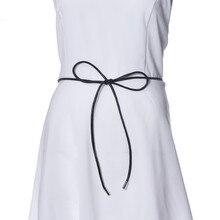 10 colors for U Belts for women 2017 Hot Sale Fashion Elegant Women Belt Leather Waistband Dress Waist Chain Belt ceinture femme