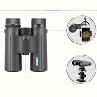 CIWA Waterproof Ocular Binoculars 10X42 Vision King Life Waterproof Hunting Digital Binoculars Night Vision Outdoor Telescope