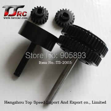FG 2 speed transmission gear (pinion steel) for 1/6 marder/beetle/truck(TS-2005) FG 2 Speed Transmission #7451 truck transmission parts gearbox speed sensor wg2209280010 for sinotruck howo
