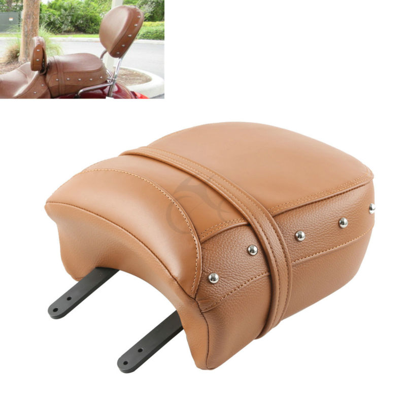 Rear Desert Tan Passenger Seat For Indian Springfield 2016 Roadmaster Classic Chieftan Dark Horse 14-16 2015