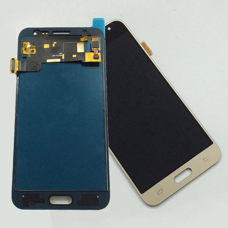 Gold For Samsung Galaxy J3 J320 2016 SM-J320A J320F J320M J320FN J320H Touch Screen Sensor Glass + LCD Display Monitor Assembly
