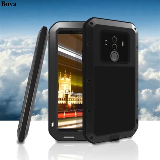 Original Love Mei Mate10 Pro Waterproof Case Shockproof Case for Huawei Mate 10 Pro Rugged cover Metal Aluminum CaseOriginal Love Mei Mate10 Pro Waterproof Case Shockproof Case for Huawei Mate 10 Pro Rugged cover Metal Aluminum Case