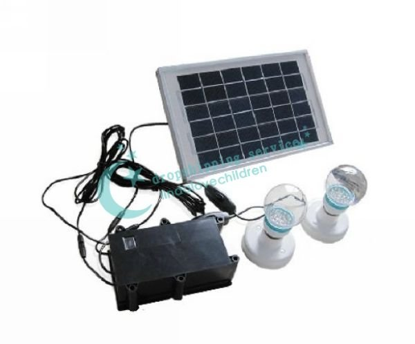 Small scale solar power generation system home lighting 5W LED Nightlight indoor lights Drop Shipping/Free Shipping Wholesale on Aliexpress.com | Alibaba ...  sc 1 st  AliExpress.com & Small scale solar power generation system home lighting 5W LED ...