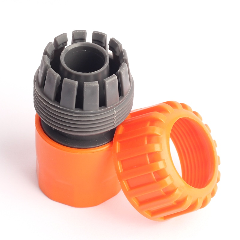 ABS G 3/4'' Water Hose Quick Connectors Garden Pipe/Tubing ...
