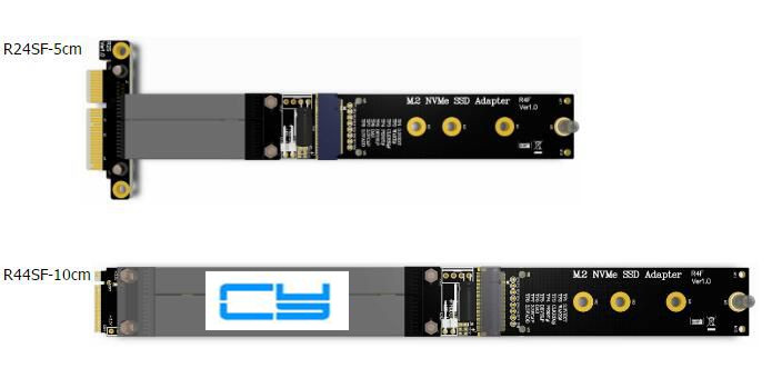 32G/bps Riser M.2 NVMe SSD Solid State Drive Extension Cable M2 support M.2-M key 4 PCI-E 3.0 x4 pcie 4x Full Speed ADT 22x42mm kingspec 60gb 120gb m 2 solid state drive ngff m 2 interface ssd pcie mlc for lenovo thinkpad hp asus laptop notebook