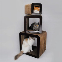 Creative And Funny Pet Cat Toys Interactive Tunnel Gatos Products Pet Supplies Interesting Fun Toys For Cats QQM2198