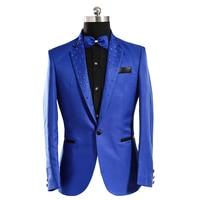 Mens Blazers New Arrivals 2016 Royal Blue Blazer Men S Blazer Masculino Blue Blazer Jaqueta Masculina