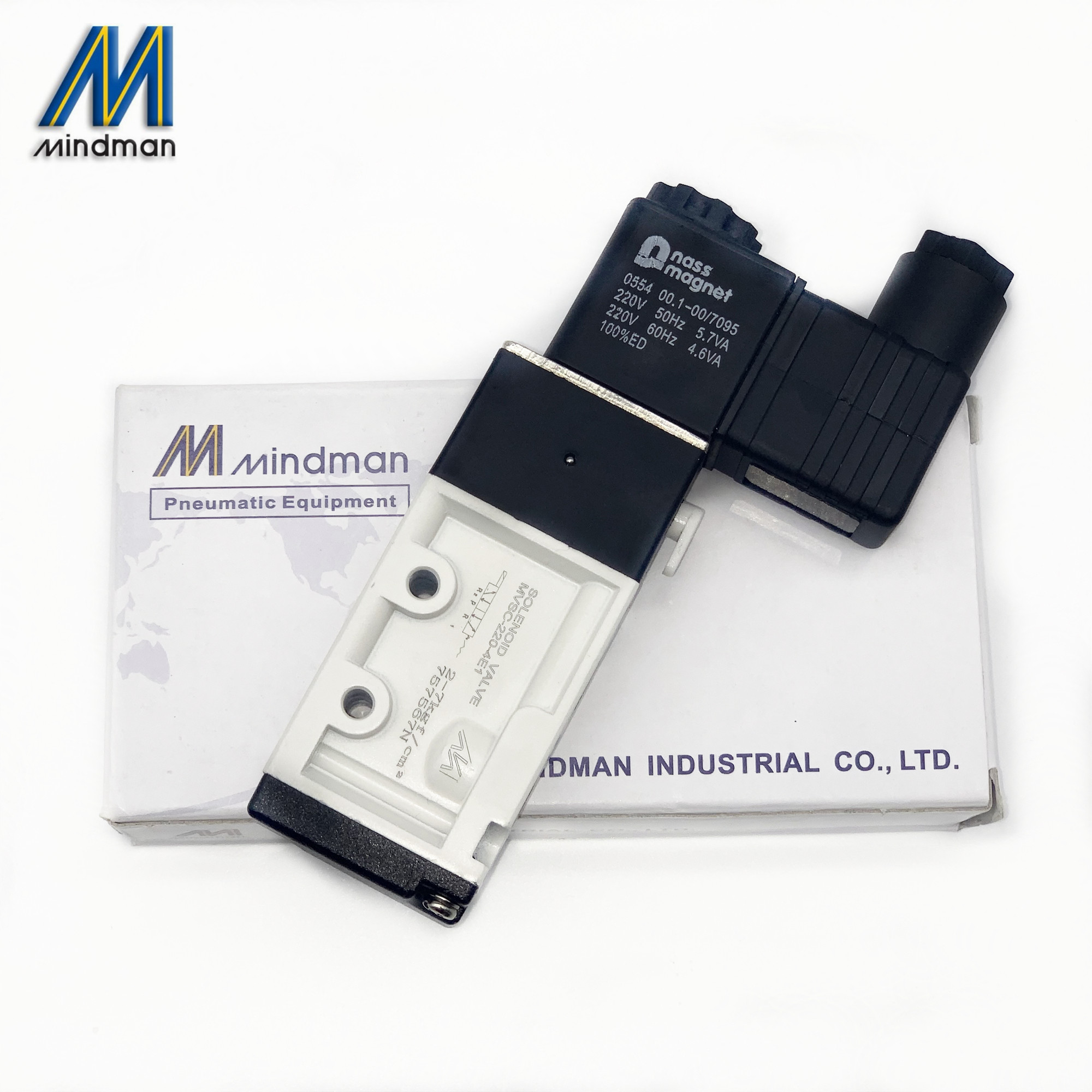 1pcs New Mindman MVSD-180-4E1