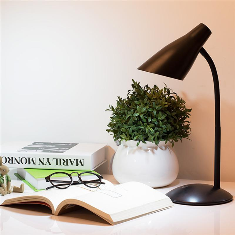 Eye-Care Wireless Dimmable LED Desk Lamp Touch-Sensitive USB Charging Eye Protection LED Desk Table Lamp white rotating rechargeable led talbe lamp usb micro charging eye protection night light dimmerable bedsides luminaria de mesa