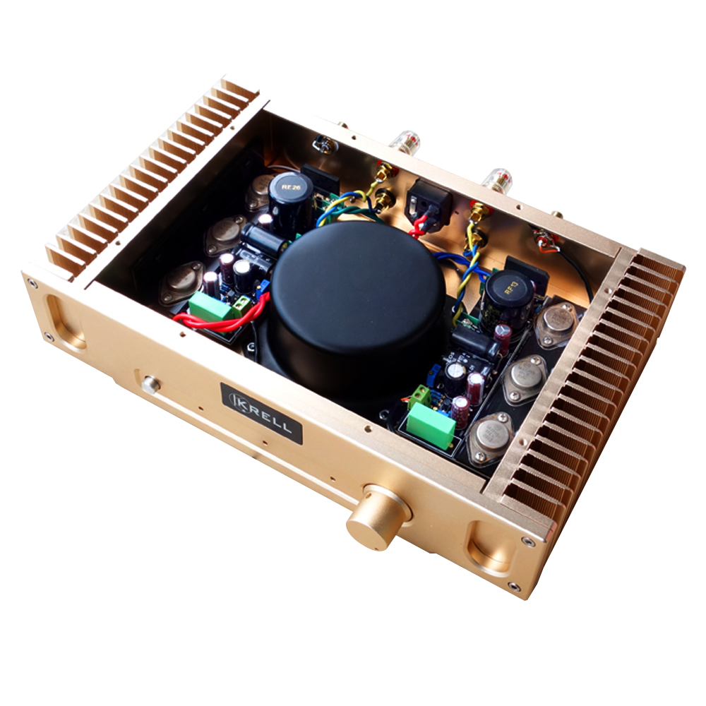 2018 Breeze Audio Voice king Hood 1969 glod sealed the most perfect version of the HD1969 class A power amplifier 10W +10W
