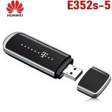 Разблокированный 3g модем для huawei E352 к оператору сотовой связи HSPA быстрая интернет-модем